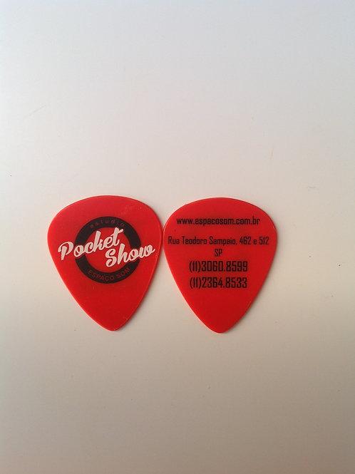 Pocket show - Vermelha
