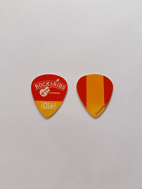 Rock Rib´s Copa 2014 - Espanha