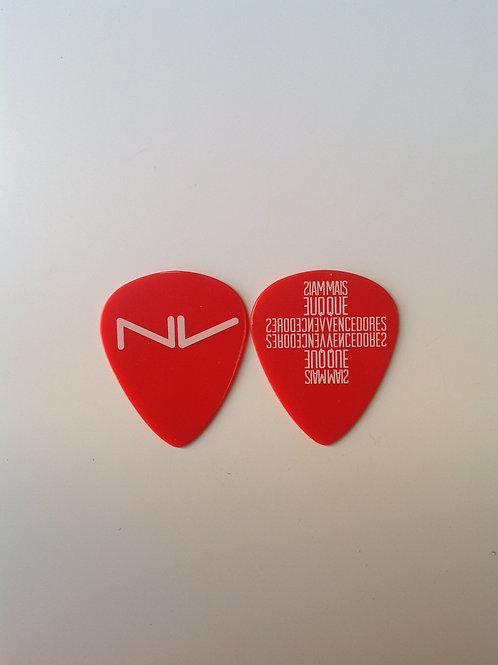 NV - Vermelha com Branca