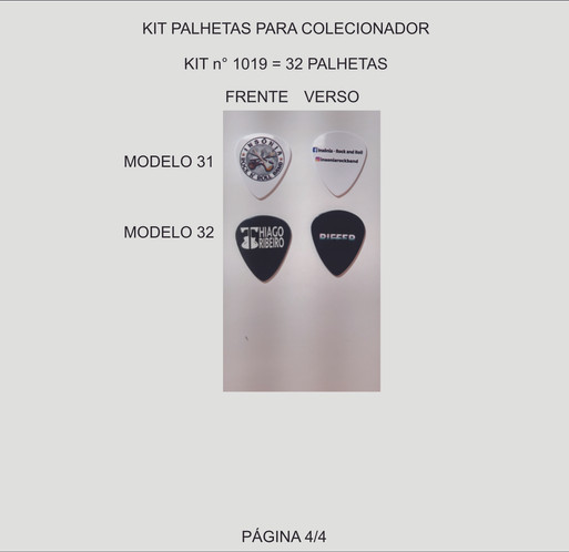 KIT 1019 PALHETA COLECIONADOR  - PAG 4.j