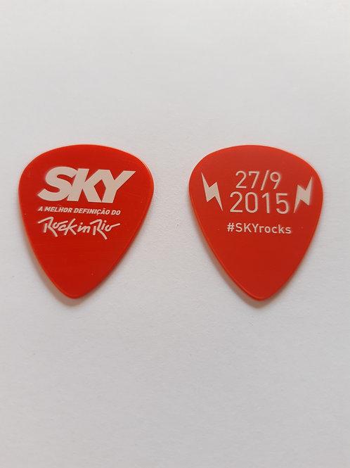 Sky - Rock in Rio 2015 Dia  27/9