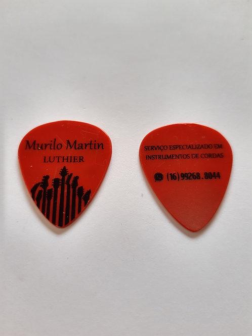 Murilo Martin Luthier -Vermelha