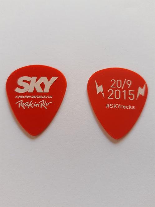 Sky - Rock in Rio 2015 Dia  20/9