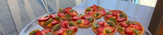 Die beliebten Früchtetörtchen