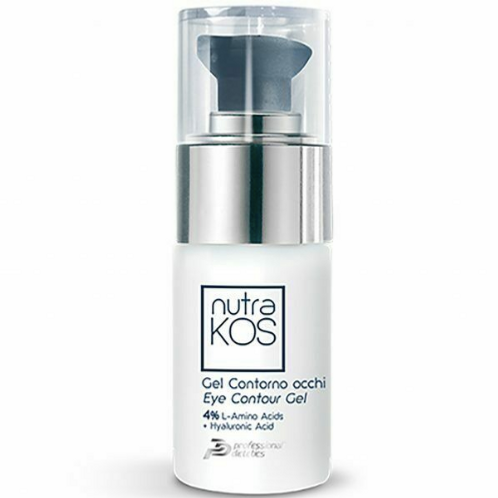 Nutrakos Eye Contour Gel - 4% 15ml
