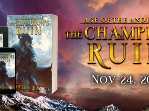 The Champion's Ruin is Here!!