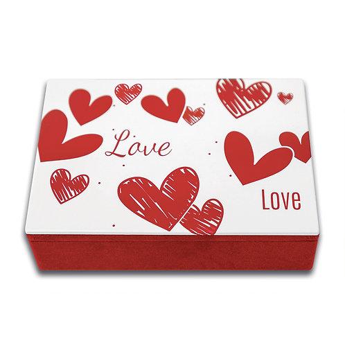 Contenitore Love 15x20