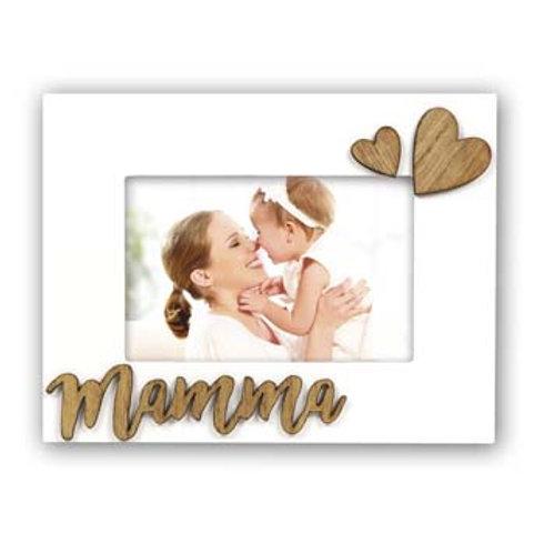 Cornice Mamma con Cuori