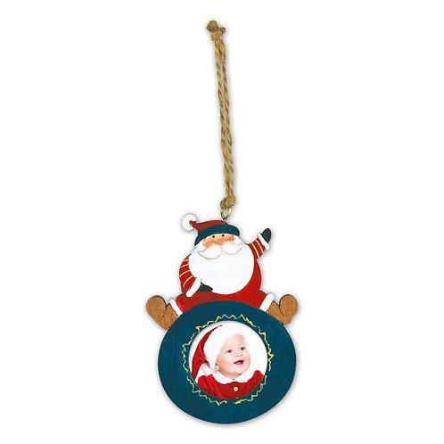 Pallina di Natale in legno KH23