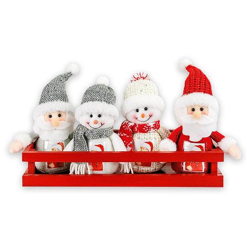 Pupazzi di Natale