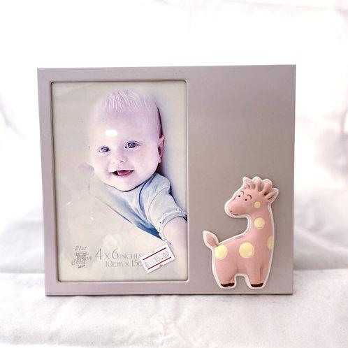 Cornice Bimba mini Giraffa