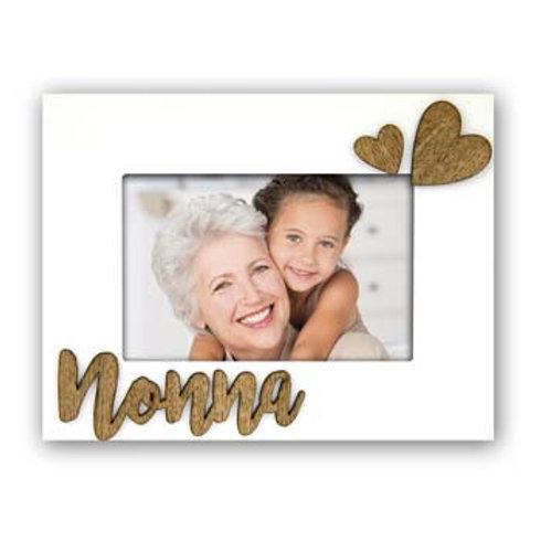 Cornice Nonna con Cuori