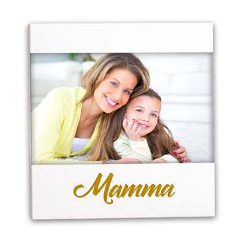 Cornice Mamma scritta oro