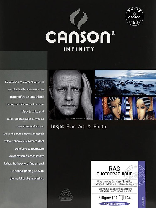 Canson RAG PHOTOGRAPHIQUE 310 Gr