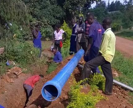 SCHOON EN VEILIG DRINKWATER KARAGARA COMMUNITY, UGANDA