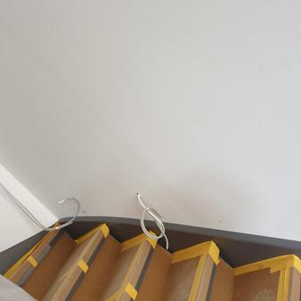 Treppe Abdeckung