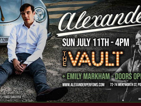 *LIVE* Performance at 'The Vault'