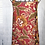 Thumbnail: Rust & Avocado Green w/Wine Bottles Reversible Bib Apron w/Adjustable Neck Strap