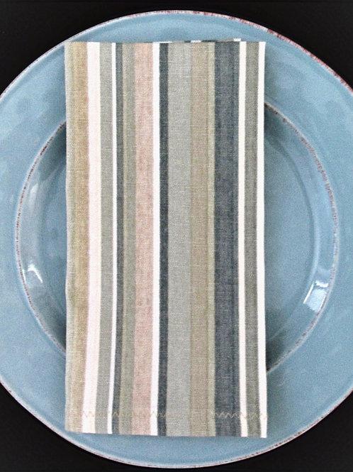 Striped Cloth Napkin