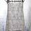 Thumbnail: Grey & Tan Reversible Bib Apron w/Adjustable Neck Strap