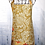 Thumbnail: Gold & Brown Fall Medley Reversible Bib Apron w/Adjustable Neck Strap