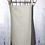 Thumbnail: Dark Grey with Tan Reversible Bib Apron w/Adjustable Neck Strap