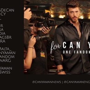 Birthday Party For Can Yaman / Fiesta de Cumpleaños para Can Yaman