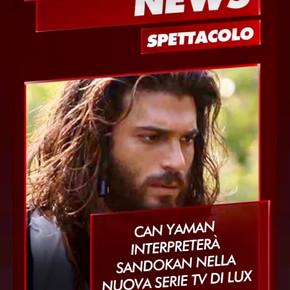 Sandokán: El nuevo papel de Can Yaman