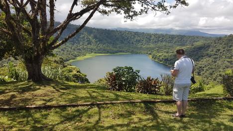 Laguna de Hulé