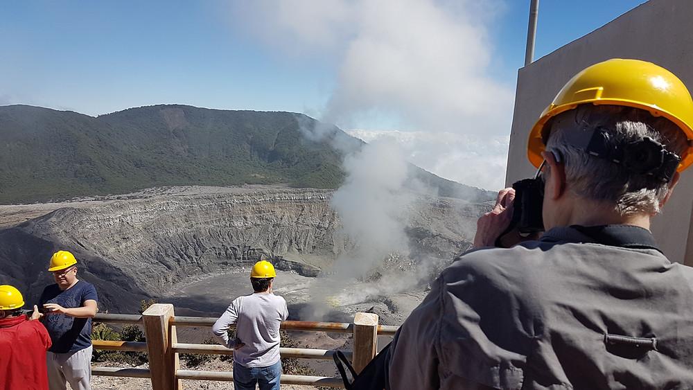 L'un des plus grands cratères du monde