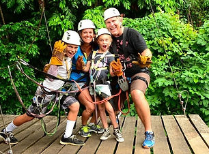 Sensations guaranteed by the zipline and rafting discovery of the Sarapiqui region