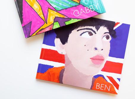 Ben & Gabby's Artwork