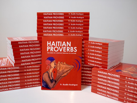 Haitian Proverbs - For Sale Now