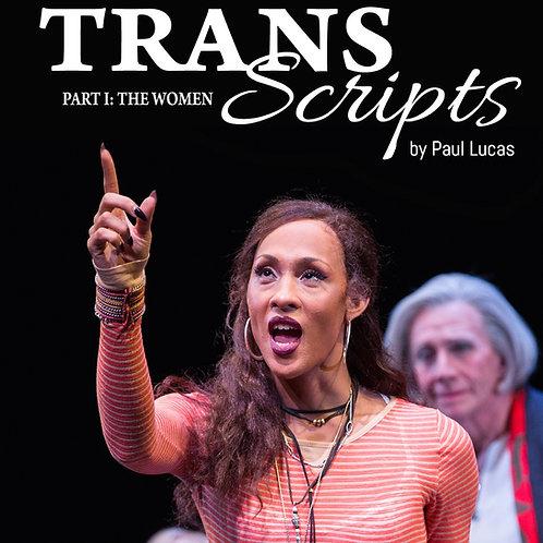 Trans Scripts, Part I: The Women (.epub)