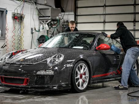 Porsche 911 GT3 RS | XPEL Ultimate