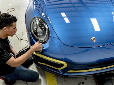 Porsche 911 Turbo S - Xpel Ultimate / C.Quartz Professional