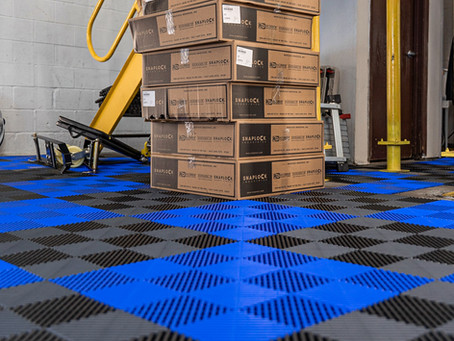 RaceDeck Floors, The Perfect Fit.