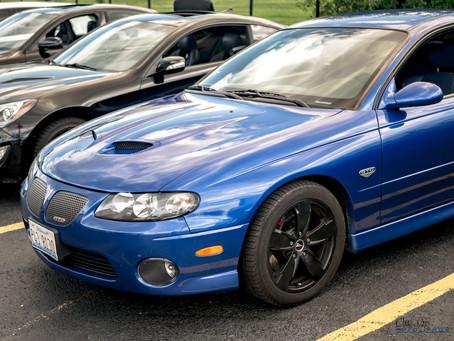Chicago Auto Pros X Blood Type Racing -  Summer Car Meet