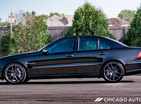 [GALLERY] A 15-year-old AMG Mercedes, three detailers, and 36 hours.