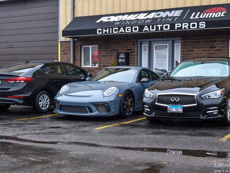 Dare to Be Different - Porsche GT3