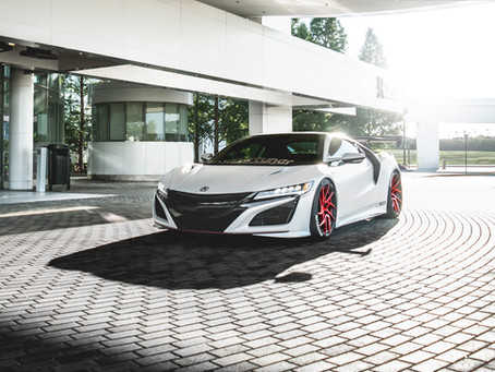 [GALLERY] One Separate From the Heard - In Depth With Paul's Acura NSX
