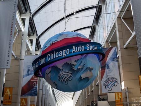 2018 Chicago Auto Show Recap
