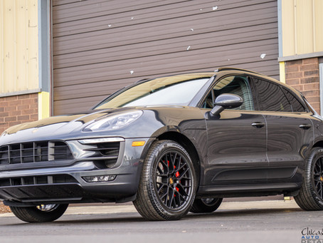 Porsche Macan GTS | XPEL Ultimate Paint Protection Film