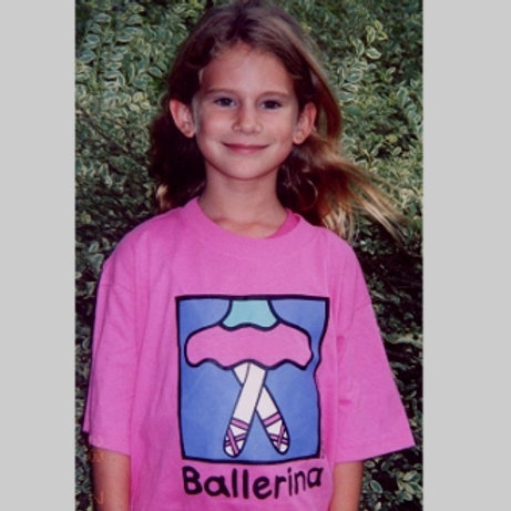 Ballerina SS Tee Shirt
