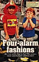 Kid Wearing Fire Truck Magazine Parent.p