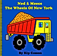 AA Book Ned & Meece The Wheels of New Yo