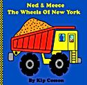 AA Book Ned & Meece The Wheels of New Yo