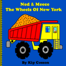 Wheels of New York - Children's Book