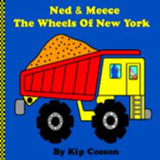 Wheels of New York - Children's Book