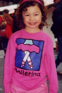 Ballerina LS Tee